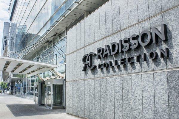 Radisson Blu Centrum (ех. Radisson SAS Centrum) - фото 22