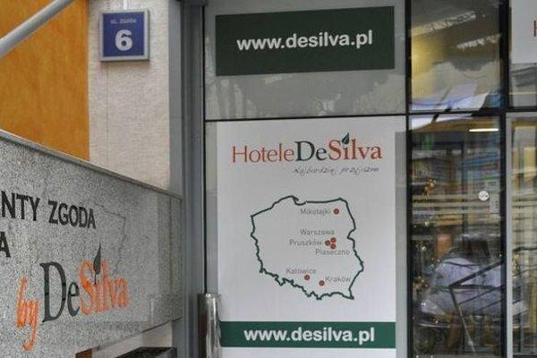 Apartamenty Zgoda Warszawa by DeSilva - фото 22