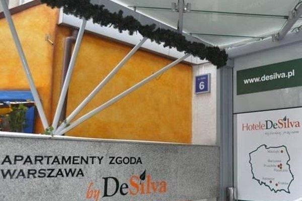 Apartamenty Zgoda Warszawa by DeSilva - фото 23