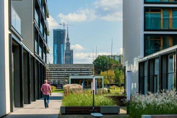 Warsaw Design Apartments - фото 21