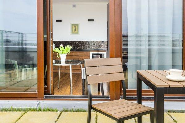 Triton Park Apartments - фото 18
