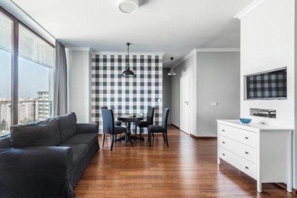 Triton Park Apartments - фото 20