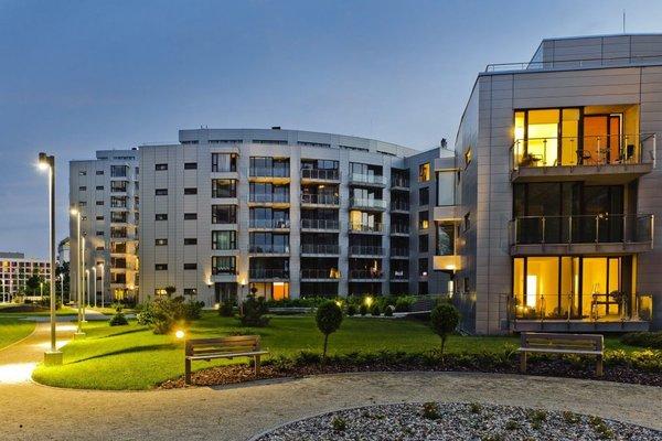 Triton Park Apartments - фото 22