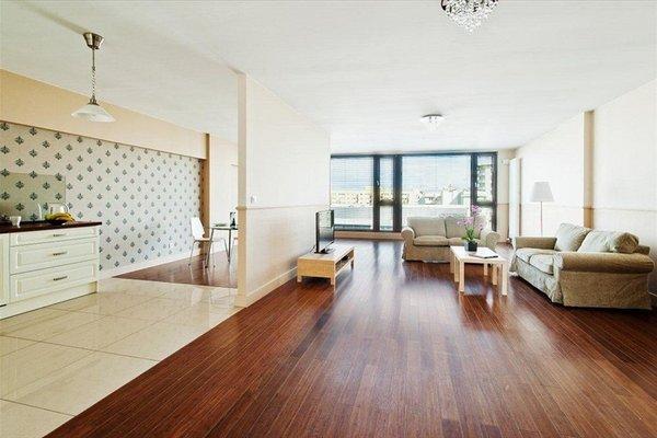 Triton Park Apartments - фото 8