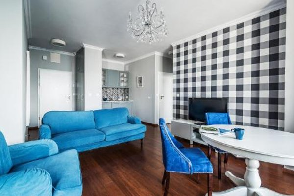 Triton Park Apartments - фото 9