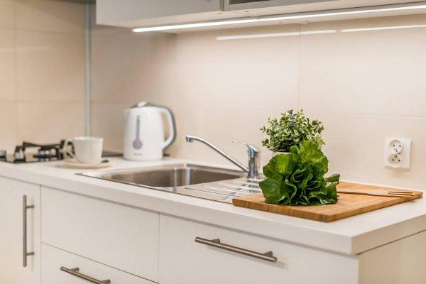 P&O Podwale Apartments - фото 11