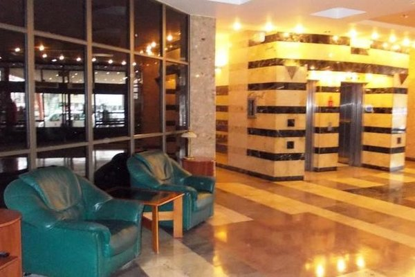 Sangate Hotel Airport - фото 11