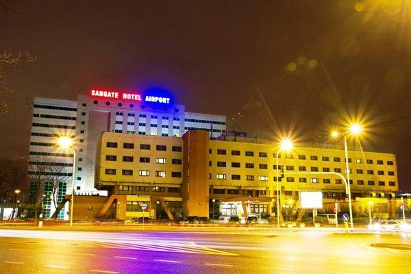 Sangate Hotel Airport - фото 23