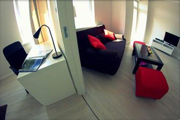 Platinum Apartments - фото 10