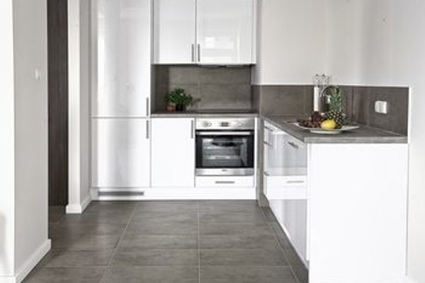 Platinum Apartments - фото 15