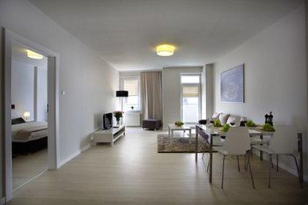 Platinum Apartments - фото 16