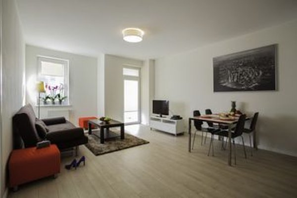 Platinum Apartments - фото 4