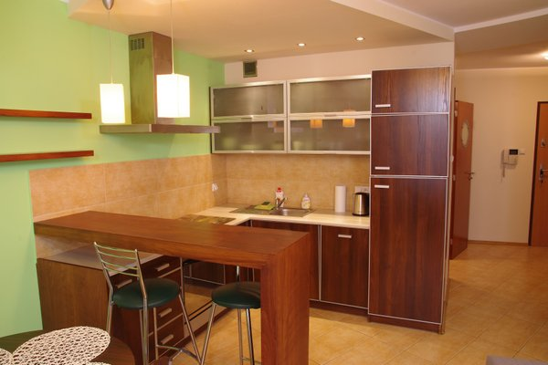 Szucha Apartment - фото 14