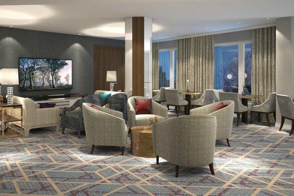 Sheraton Warsaw Hotel - фото 6
