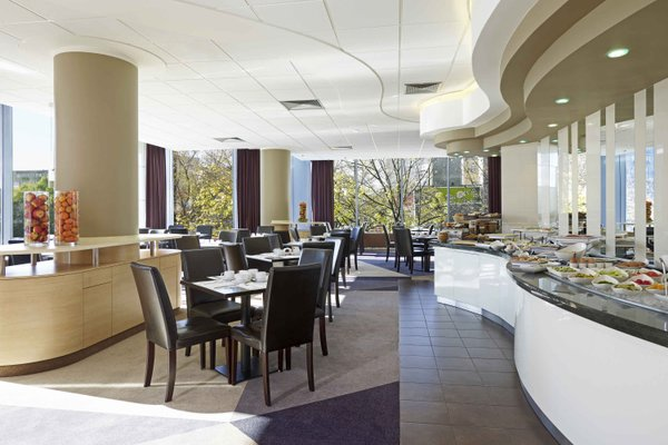 Mercure Warszawa Centrum (ех. Holiday Inn Warsaw) - фото 15