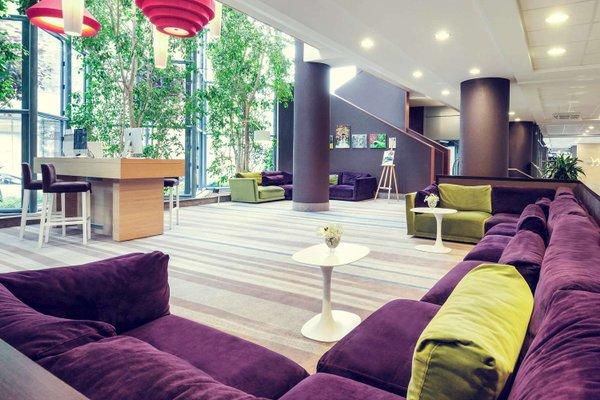 Mercure Warszawa Centrum (ех. Holiday Inn Warsaw) - фото 7