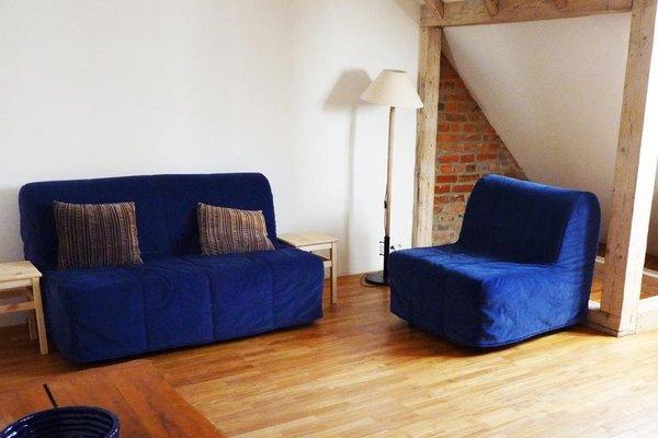 Design City - Freta Apartment Old Town - фото 12