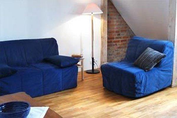 Design City - Freta Apartment Old Town - фото 13