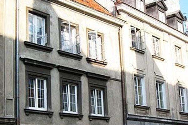 Design City - Freta Apartment Old Town - фото 23