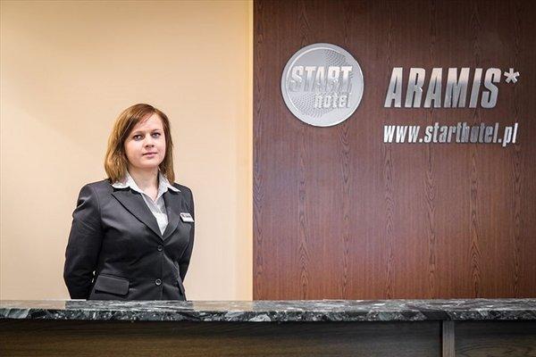 Start Hotel Aramis - фото 21