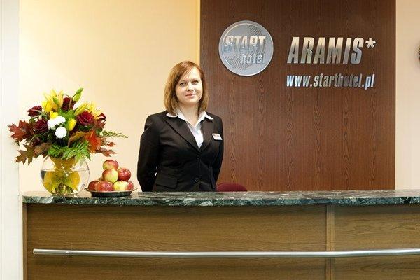 Start Hotel Aramis - фото 22