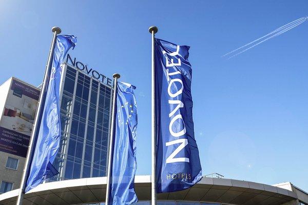 Novotel Warszawa Airport - фото 18