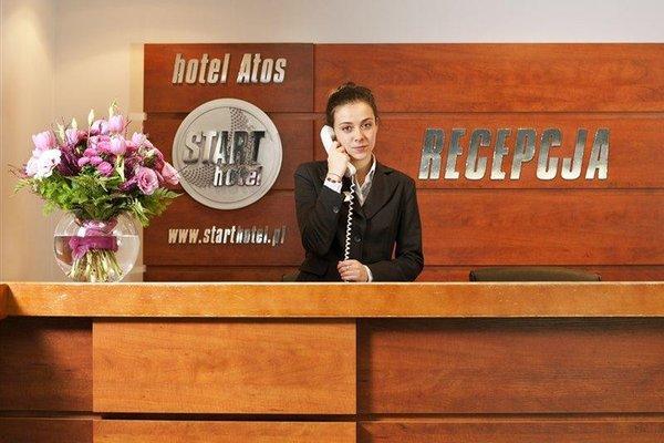 Start Hotel Atos - фото 20