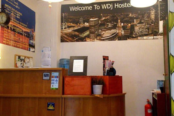 WDj Hostel - фото 10