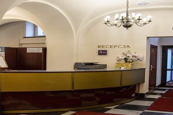 Hotel Mazowiecki - фото 18