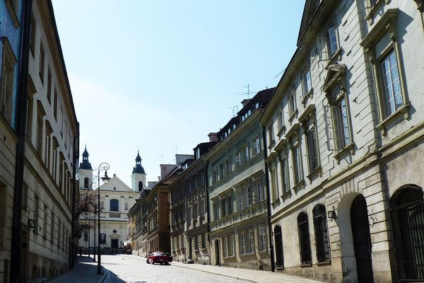 Design City Old Town - Mostowa II Apartment - фото 22