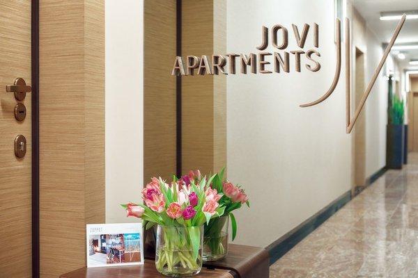 Jovi ApartHotel - фото 14