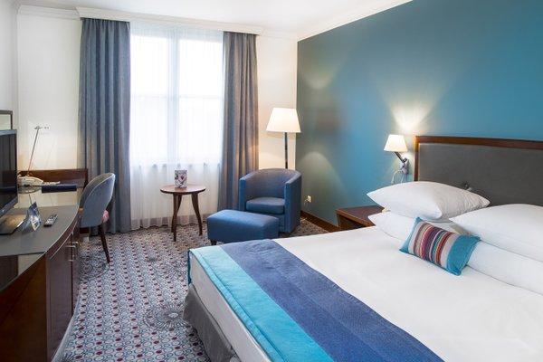Radisson Blu Hotel (ех. Radisson SAS Hotel Wroclaw) - фото 8