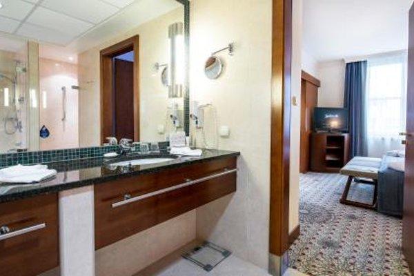 Radisson Blu Hotel (ех. Radisson SAS Hotel Wroclaw) - фото 7