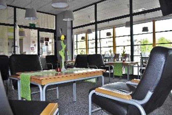 System Hotel Wroclaw - фото 13