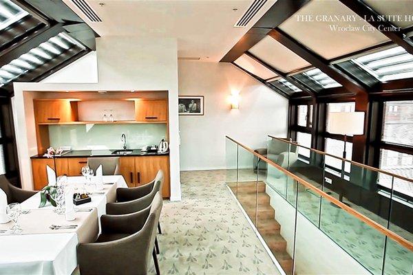 The Granary - La Suite Hotel - фото 4