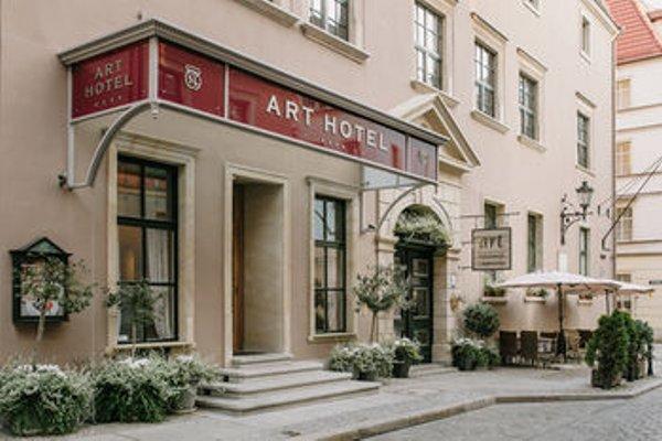 Art Hotel - фото 23