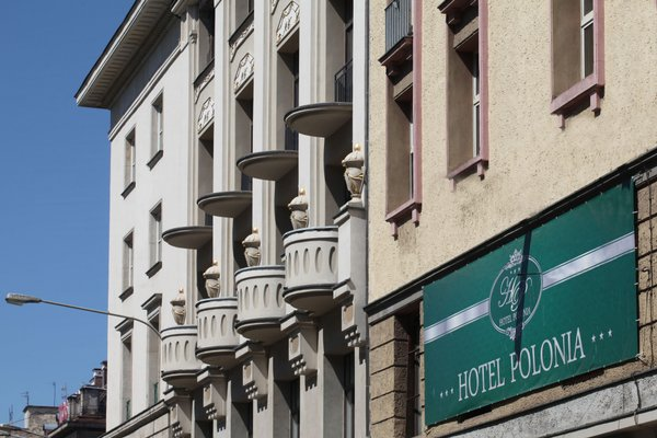 Hotel Polonia Centrum - фото 23