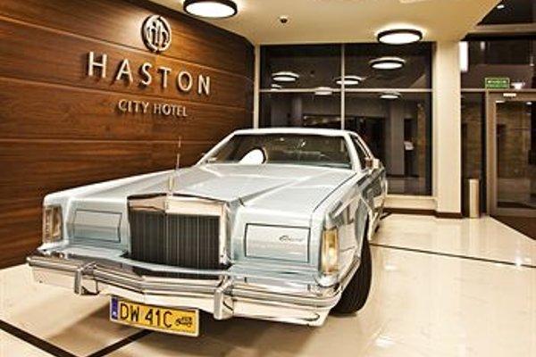 Haston City Hotel - фото 19