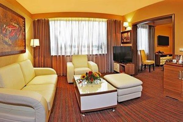 Haston City Hotel - фото 3
