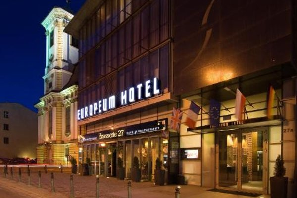Europeum Hotel - фото 22