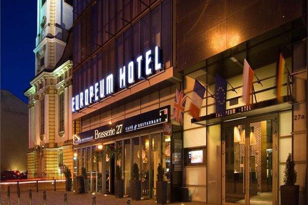 Europeum Hotel - фото 23