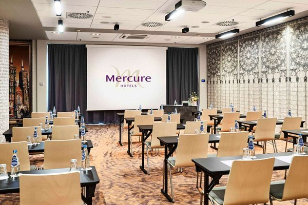 Mercure Wroclaw Centrum - фото 18