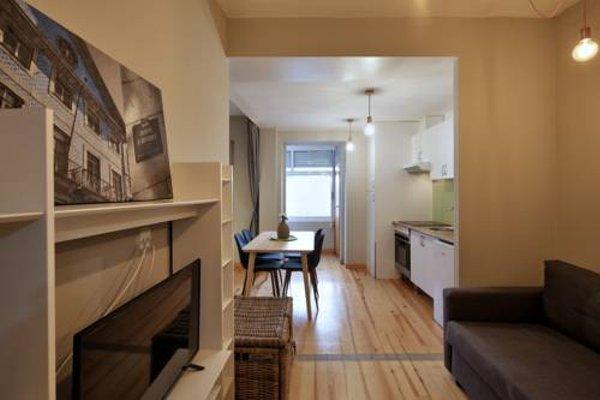 Aparthotel Oporto Entreparedes - фото 15