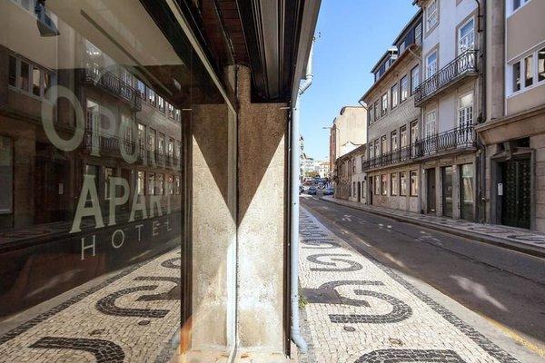 Aparthotel Oporto Entreparedes - фото 20