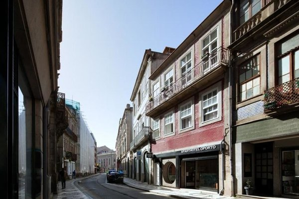 Aparthotel Oporto Entreparedes - фото 22