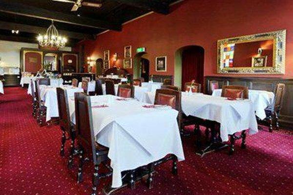 Quality Hotel Colonial Launceston - фото 14