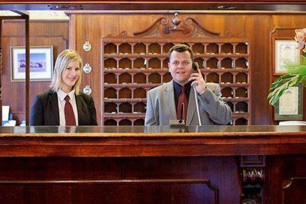 Quality Hotel Colonial Launceston - фото 16