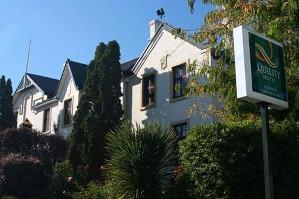 Quality Hotel Colonial Launceston - фото 22