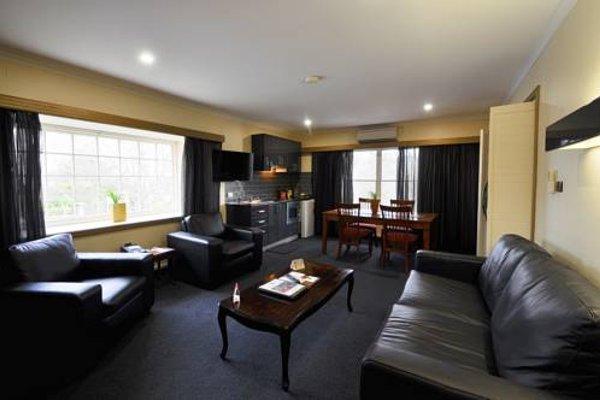 Quality Hotel Colonial Launceston - фото 6