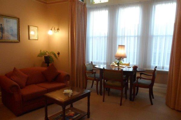 Kilmarnock House Edwardian Accommodation - фото 6